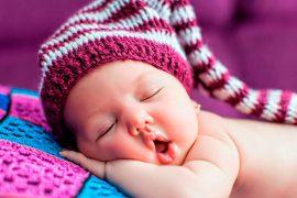 piel del bebe
