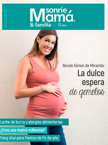 revista sonríe mama edición noviembre diciembre 2017