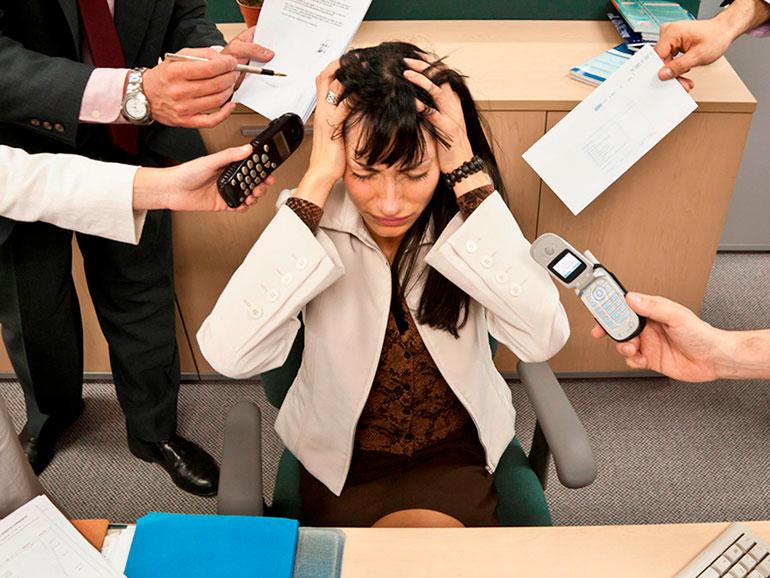 El estrés puede ser fatal