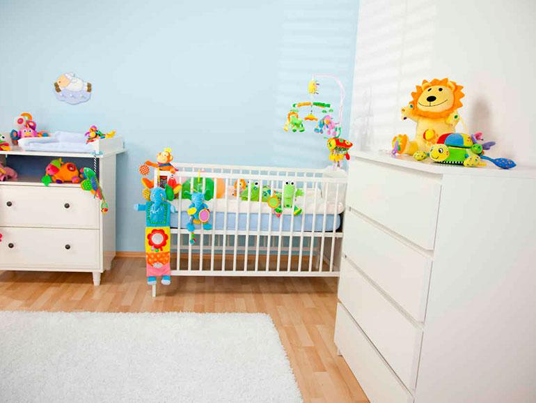 Feng shui para el dormitorio del beb sonr e mam for Feng shui para el dormitorio