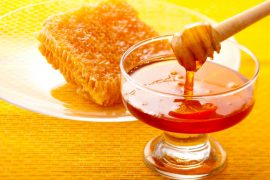 La miel posee propiedades beneficiosas para la piel