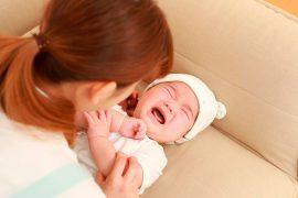 Los cólicos pueden ser muy preocupantes para los padres