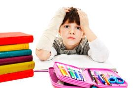 Los accidentes escolares están a la orden del día