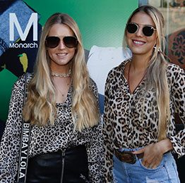 Colección otoño-invierno 2019 Monarch