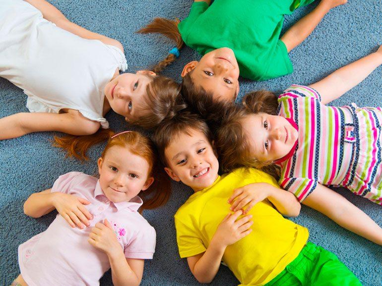 Mordeduras de niños en el jardín infantil | Sonríe Mamá