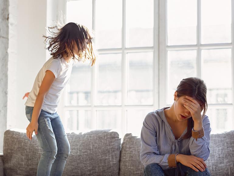 Existen técnicas para que los hijos se porten bien