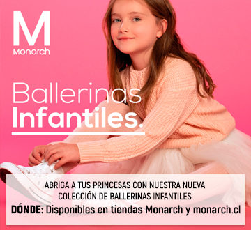 imperdible monarch julio 2019
