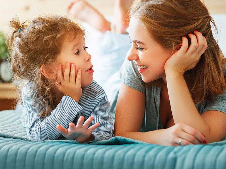 7 consejos para favorecer la comunicación, lenguaje y habla de los niños |  Sonríe Mamá