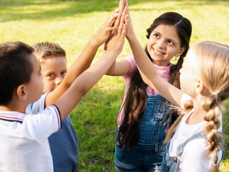 El respeto puede servir mucho a los niños