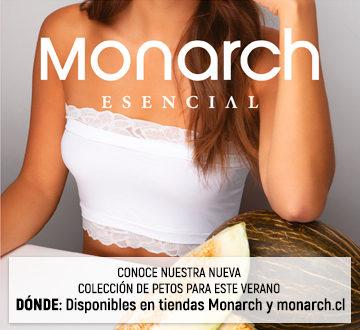 imperdible monarch diciembre 2019