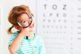 Es importante diagnosticar estrabismo en niños