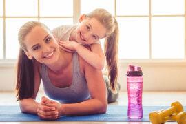 Los niños pueden hacer múltiples actividades con sus padres