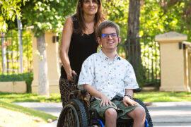 Catalina y su experiencia de inclusión con su hijo