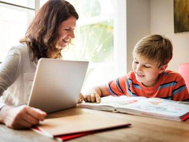 Los niños pueden seguir aprendiendo desde la casa