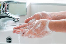 El jabón es fundamental frente al coronavirus