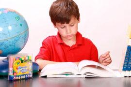Los hábitos son importantes para el niño