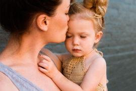 Un apego seguro beneficia a los niños