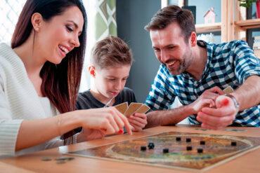 Los juegos de mesa son muy beneficiosos