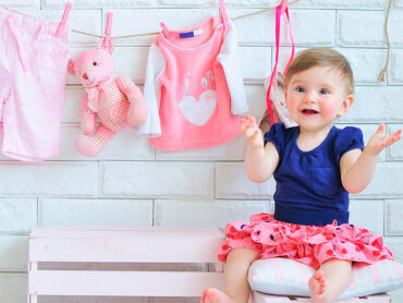 La ropa del bebé necesita cuidados especiales