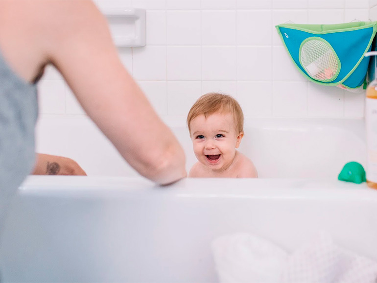 La seguridad es importante en el cuarto de baño