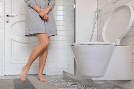 Existen ciertas prácticas erróneas de las mujeres cuando van al baño