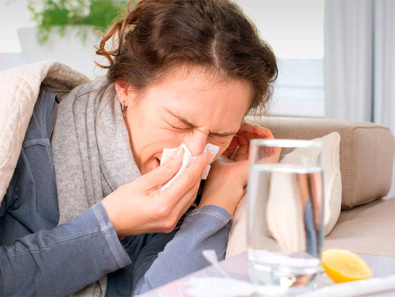Algunas hierbas nos ayudan frente a la tos