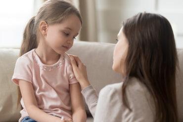 Algunos papás o mamás hablan mal del otro a los hijos