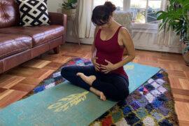 El yoga otorga muchos beneficios a la embarazada