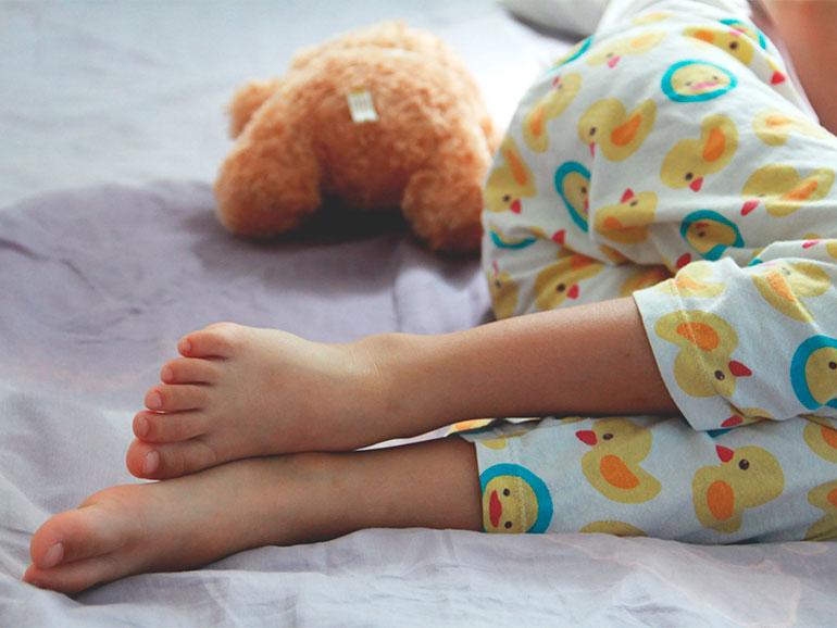 Las conductas regresivas pueden darse en muchos niños