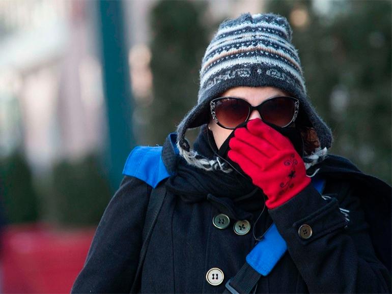 La primera capa es muy importante para evitar el frío
