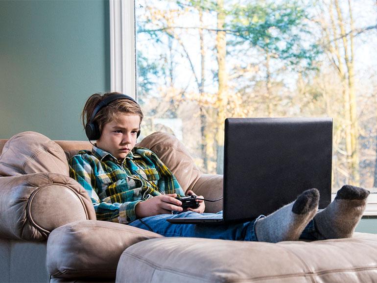 Los niños pueden generar adicciones