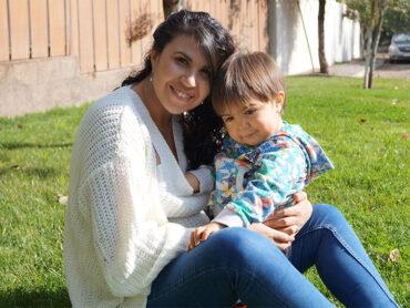 Paulina creó @blactancia para ayudar a mamás