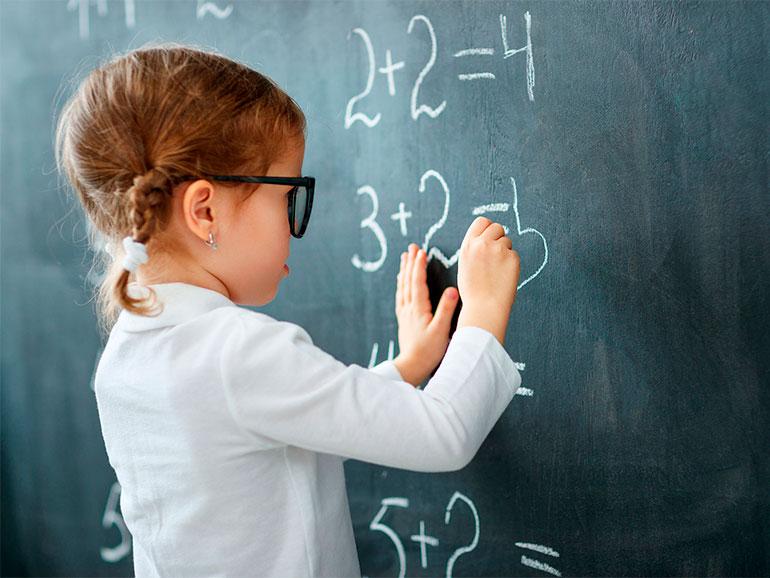Es importante diagnosticar la dislexia matemática