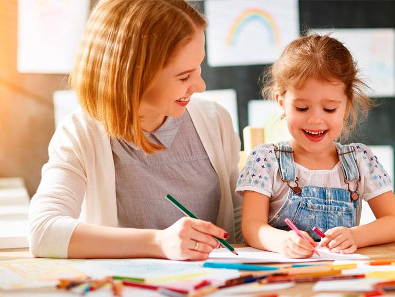 Es importante tener actividades para niños en casa