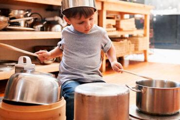 La música impacta el desarrollo de los niños