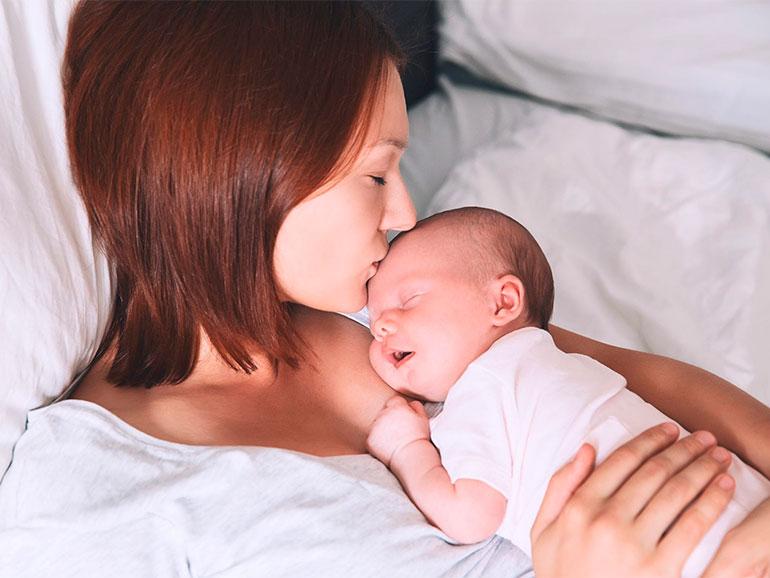 Los primeros 30 días del bebé son fundamentales