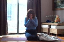 El yoga tranquiliza la mente