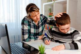 Ante la pandemia la familia es hoy psicopedagoga