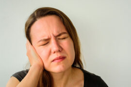 La alergia puede provocar dolor de oído