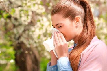 Los alimentos pueden influir en la alergia