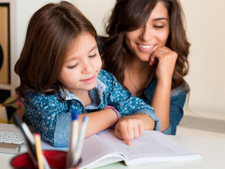 Leer y escribir son pasos importantes del aprendizaje