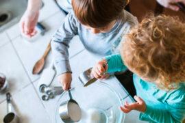 Las matemáticas se pueden enseñar en casa mediante algunas actividades