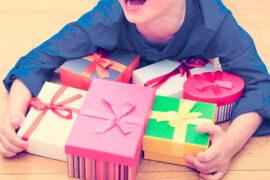 Hay que evitar el consumismo en niños