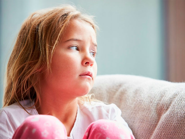 La ansiedad sí puede aparecer en niños