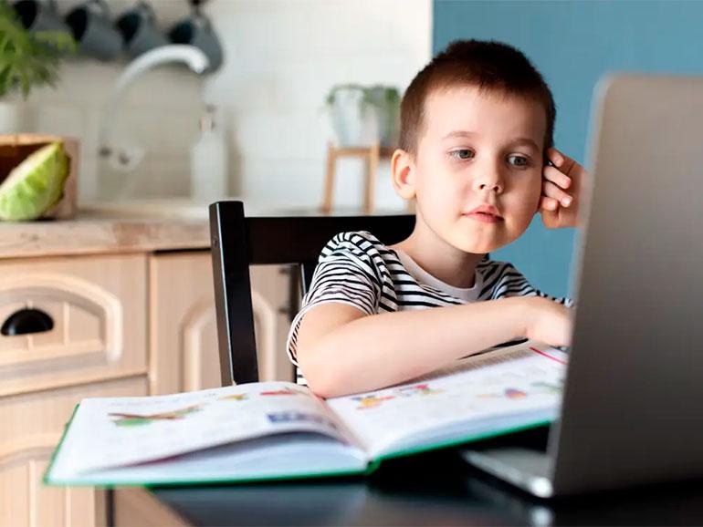Algunos niños sufren déficit atencional