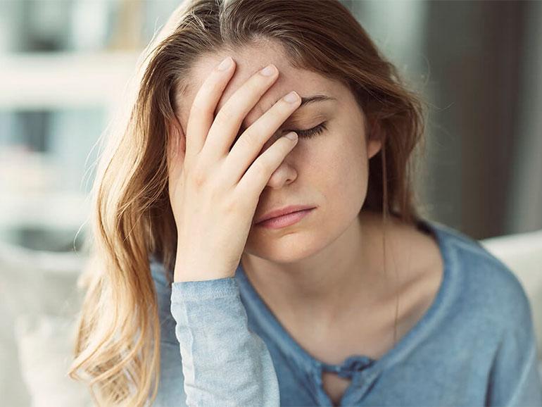 La piel se ve afectada por el estrés