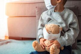 El covid afectó la socialización de niños