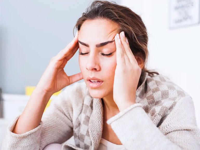 Los episodios de cefalea han aumentado