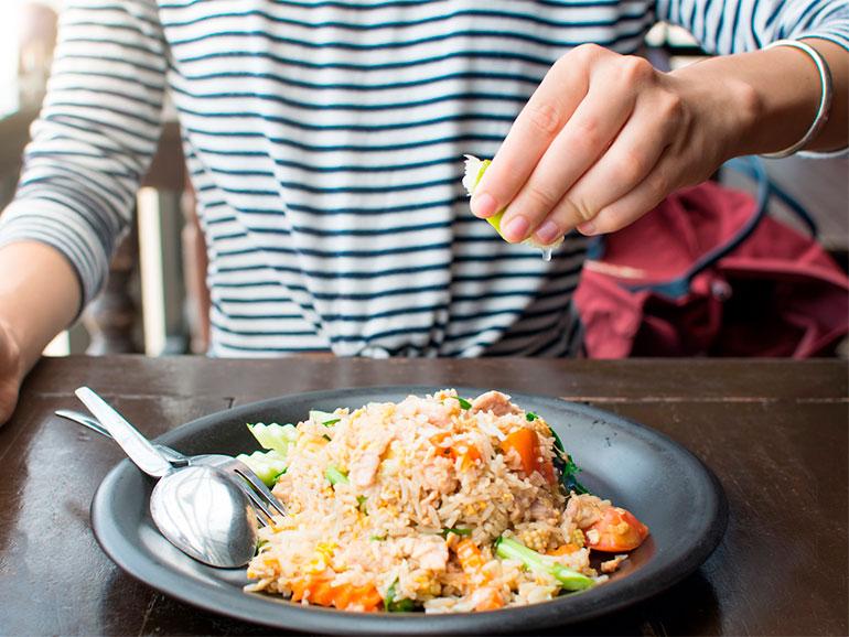 Las intoxicaciones por alimentos aumentan en verano