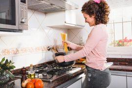 La cocina es un espacio importante